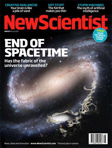 New scientist dating website
