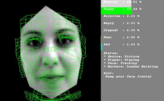 Emociones - software reconocimiento facial