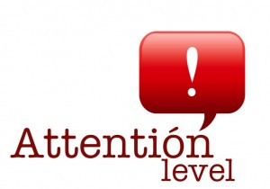 ATTENTION-LEVEL