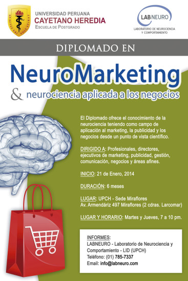 Diplomado en Neuromarketing - Peru