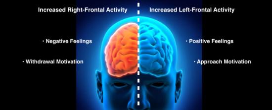 Asimetría frontal